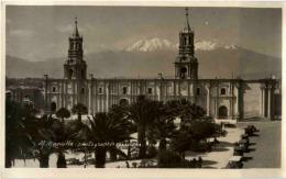 Peru - M. Mancilla - Arequipa - Peru
