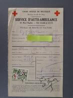Service D'Auto-Ambulance Rue L'Apleit A Huy - Transportmiddelen