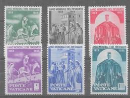Serie De Vaticano Nº Yvert 293/98 ** - Vaticano (Ciudad Del)