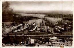 Genova - Panorama Del Porto - Genova (Genoa)