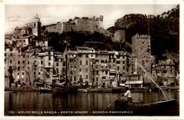 Golfo Della Spezia - Porto Venere - Scorcio Panoramico - Italie