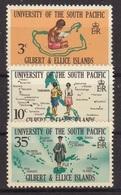 Gilbert And Ellice Islands 1969 MNH**- South Pacific University - Gilbert- Und Ellice-Inseln (...-1979)
