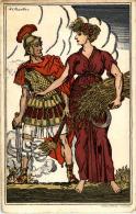 Bundesfeier Postkarte  1916 - Switzerland