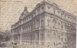 CPA Marseille - La Préfecture - 1903 (37199) - The Canebière, City Centre
