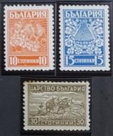 1940 Bulgaria, Farming - 1909-45 Königreich
