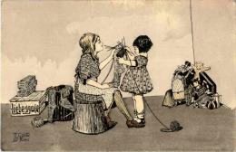 Gerta Ries - Künstlerkarten