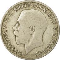 Monnaie, Grande-Bretagne, George V, Florin, Two Shillings, 1921, TTB, Argent - 1902-1971 : Monnaies Post-Victoriennes