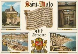 Saint Malo Cité Corsaire Multivues - Saint Malo