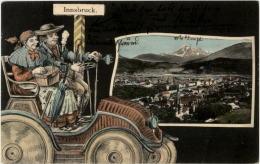Innsbruck - Auto - Innsbruck