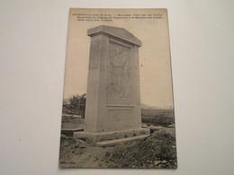 Monument Offert Par Les Dames Ecossaises De L'Hôpital De Royaumont, à La Mémoire Des Soldats Alliés Morts Pour La Patrie - Asnières-sur-Oise