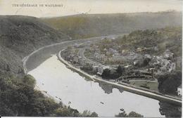 WAULSORT ..-- Vue Générale . 1908 Vers SEDAN . Voir Verso . - Hastière