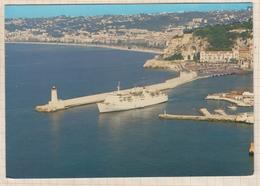 8AK3579 NICE LE CAR FERRY PARTANT POUR LA CORSE 2  SCANS - Transport Maritime - Port