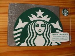 Starbucks Gift Card - Hungary 0401 - Gift Cards
