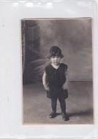 NIÑA GIRL FILLE MENINA DISFRAZ COSTUME MARIQUITA LADYBIRD VOYAGE CIRCA 1920's- BLEUP - Fotografie