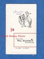 Pochette Ancienne De Photographie - DIFFERDANGE - Ciné Photo Jul. Schmit , Parc Gerlache - Luxembourg - Appareil Photo - Lussemburgo