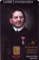 TARJETA TELEFONICA DE HUNGRIA. Jedlik Ányos. HU-P-2000-04. (029) - Hungría