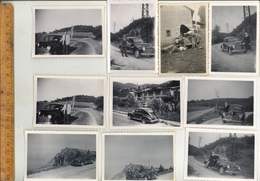 Photographie Originale X21 : Voiture Automobiles Automobile PEUGEOT 203 à Cremieux Servignat Salève St Catherine Riverie - Automobili