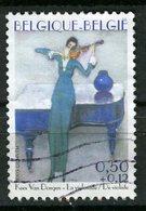 BELGIQUE 2005  / COB N° 3349 VAN DONGEN - LA VIOLONISTE  OBL. - Belgique