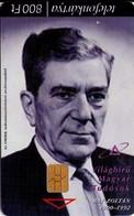 TARJETA TELEFONICA DE HUNGRIA. Bay Zoltán. HU-P-2000-37. (153) - Hungría