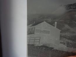 Negatif 5.5x 8.5cm Environ -refuge Hotel Restaurant -lieu A Identifier ??? - Photography