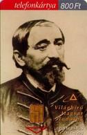 TARJETA TELEFONICA DE HUNGRIA. Irinyi János. HU-P-2002-55. (156) - Hungría