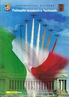 2005 Italia Repubblica Folder Pattuglia Acrobatica Nazionale - Frecce Tricolori - 6. 1946-.. Repubblica