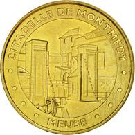 France, Jeton, Jeton Touristique, 55/ Citadelle De Montmédy, 2012, MDP, TTB - France