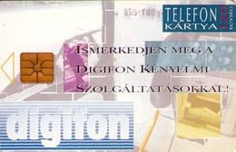 TARJETA TELEFONICA DE HUNGRIA. DIGIFON. HU-P-1993-16. (179) - Hungría