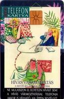 TARJETA TELEFONICA DE HUNGRIA. CALLWAITING. HU-P-1993-22. (180) - Hungría