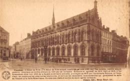 COURTRAI - L'Hôtel De Ville - Kortrijk
