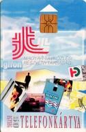 TARJETA TELEFONICA DE HUNGRIA. MATÁV. HU-P-1993-32. (182) - Hungría