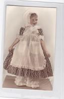 NIÑA GIRL FILLE MENINA DISFRAZ COSTUME MUCAMA MAID COLORISE-CIRCA 1900s- BLEUP - Fotografie