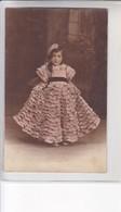 NIÑA GIRL FILLE MENINA VINTAGE COLORISE-CIRCA 1900s- BLEUP - Fotografie