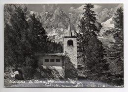 Italie--COURMAYEUR --La Chiesa Di Planpinceux  M. 1500 - Italia