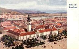 Linz -Landhaus - Künstlerkarte Weeser Krell - Linz