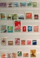 China  Chine Hong-Kong - Collections (sans Albums)