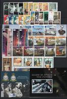 Man 2003 Annata Quasi Completa / Almost Complete Year Set  **/MNH VF - Isola Di Man