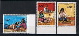 Niger Y/T 376 / 378 (**) - Niger (1960-...)