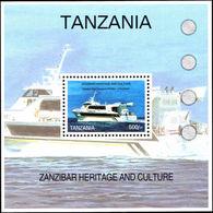 Tanzania 2005 Zanzibar Heritage And Culture Souvenir Sheet Unmounted Mint. - Tanzania (1964-...)