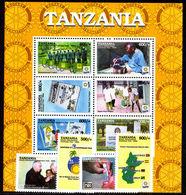 Tanzania 2005 Rotary International Unmounted Mint. - Tanzania (1964-...)