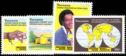 Tanzania 2004 Western Union Unmounted Mint. - Tanzania (1964-...)