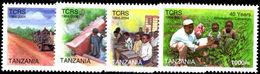 Tanzania 2004 Christian Refuge Unmounted Mint. - Tanzania (1964-...)