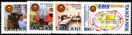 Tanzania 2004 Posts Corporation Unmounted Mint. - Tanzania (1964-...)