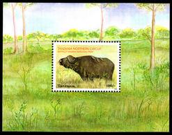 Tanzania 2003 Tourism, The Northern Circuit Souvenir Sheet Unmounted Mint. - Tanzania (1964-...)