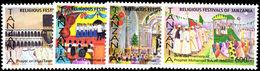 Tanzania 2003 Religious Festivals Unmounted Mint. - Tanzania (1964-...)