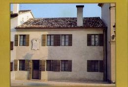 Riese Pio X - Treviso - Casa Natale Di S.pio X - Formato Grande Viaggiata – E 8 - Treviso