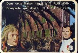 Dans Cette Maison Naquit Le 18 Aouut 1769 - Bonaparte Qui Devint - Napoleon - Formato Grande Non Viaggiata – E 8 - Cartoline