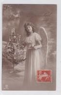 NAVIDAD NATAL NOEL CHRISTMAS CIRCULEE CIRCA 1912- BLEUP - Kerstmis