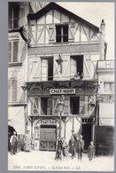 PARIS XVIIIe  -  Le Chat Noir, Cabaret, Caveau. - Arrondissement: 18