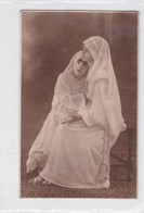 MUJERES WOMEN FEMMES HABITOS RELIGIOSOS CIRCA 1930- BLEUP - Fotografie